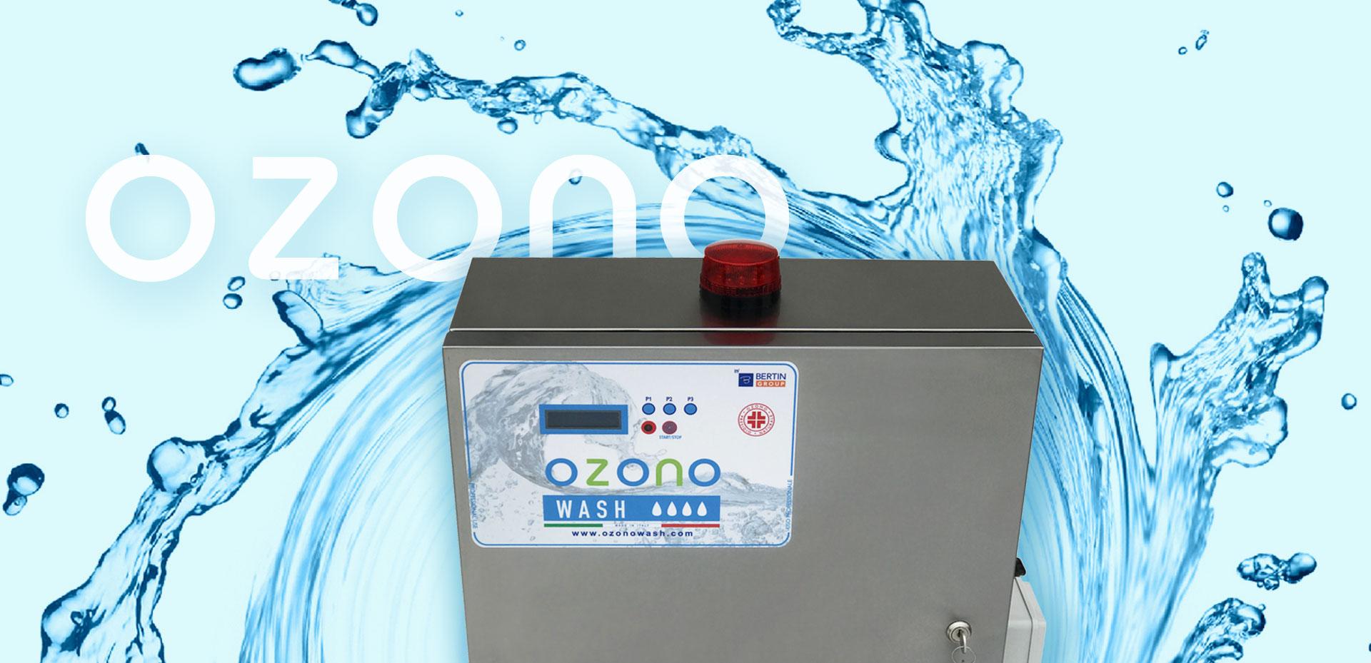 Ozono Wash